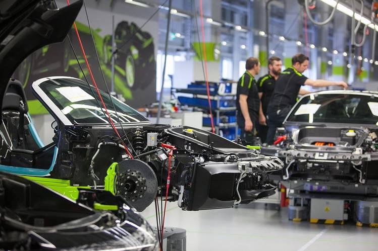 Рост объемов производства вРФ достиг максимумов за22 месяца