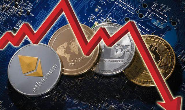 Картинки по запросу криптовалюта падает
