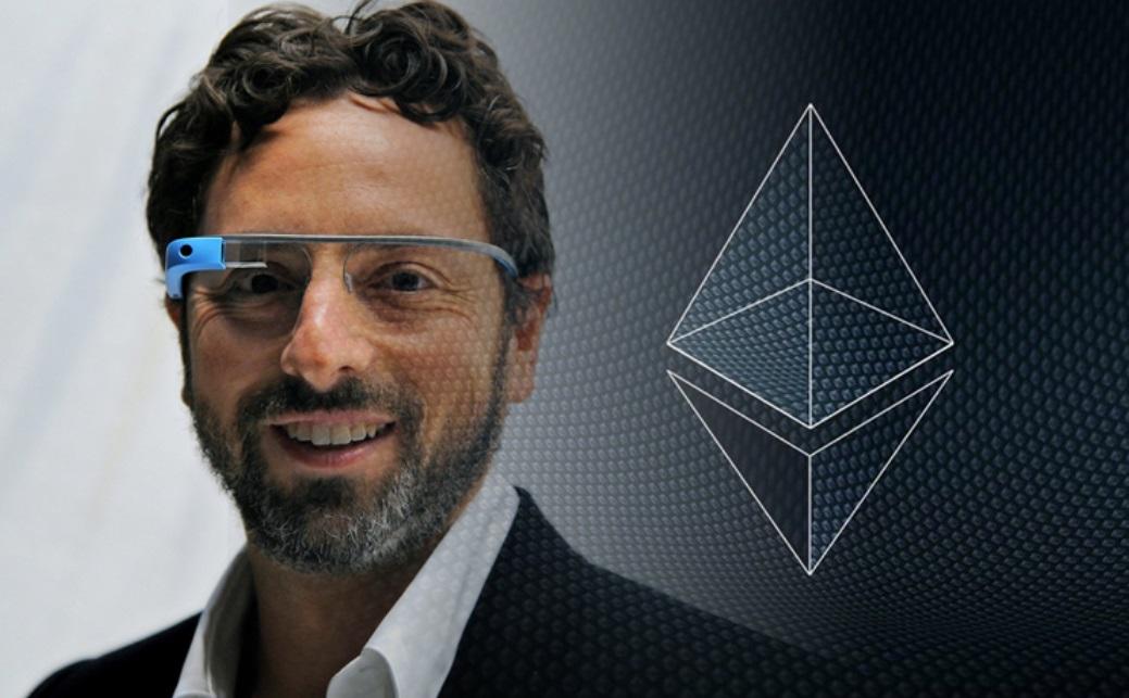 "Google Co-Founder Sergey Brin Mines Ethereum (ETH), Calls Cryptos A ""Technological Renaissance"""