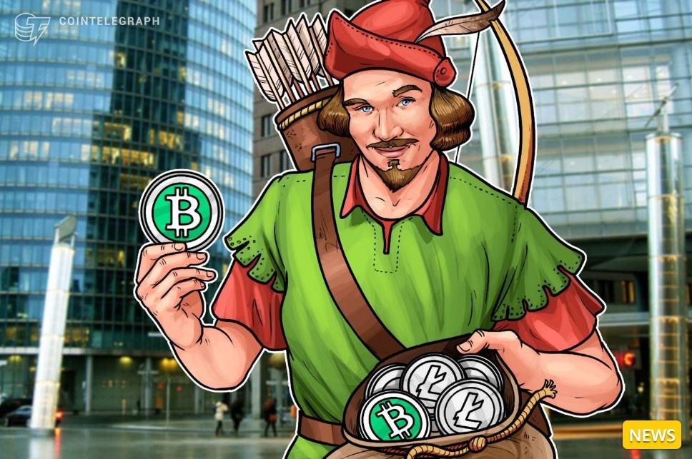 Robinhood's Zero-Fee Crypto Trading Platform Adds Support for Litecoin, Bitcoin Cash