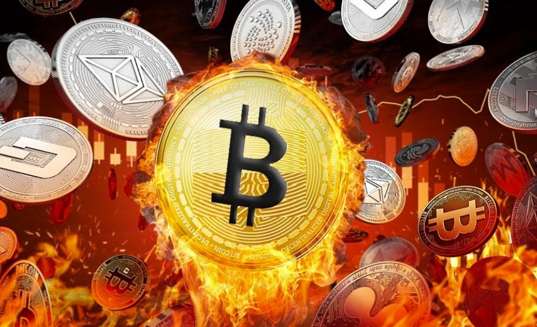 Bitcoin (BTC) упал ниже $5,300, рынок потерял $14 млрд.