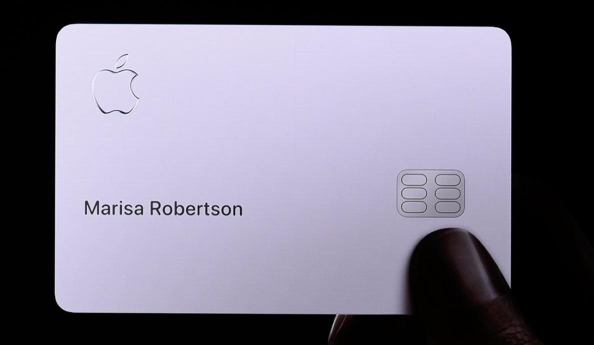 Apple выходит на рынок кредитных карт: Apple Card