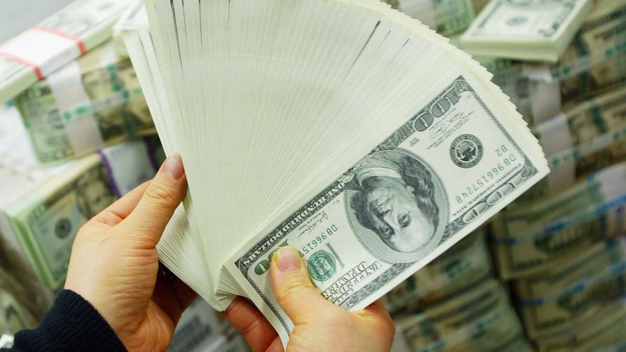 Курс доллара продолжает расти нафоне ожидания поднятия ставки ФРС США