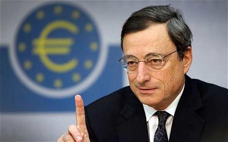 Глава ЕЦБ заявил о готовности продолжить программу количественного смягчения