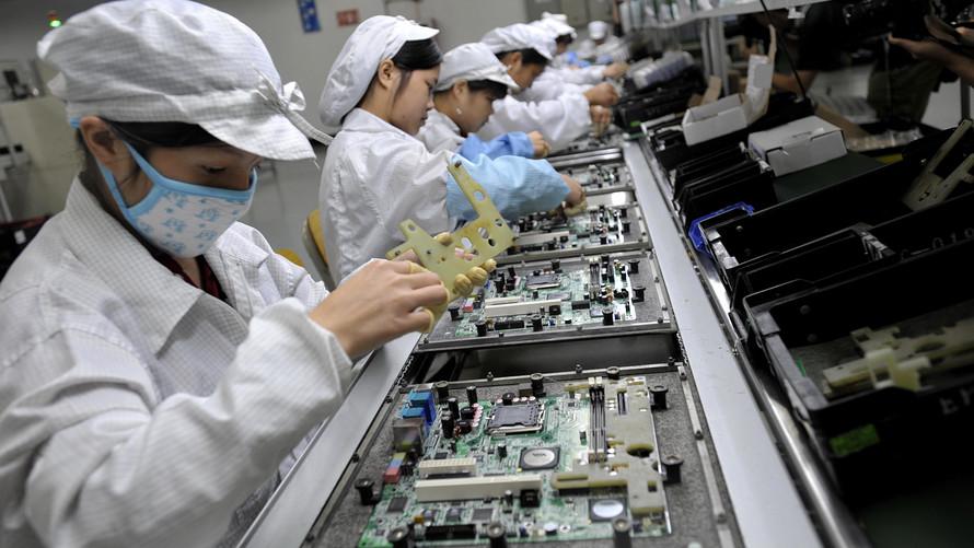 Foxconn раздумывает осоздании завода вСША за7 млрд. долларов США